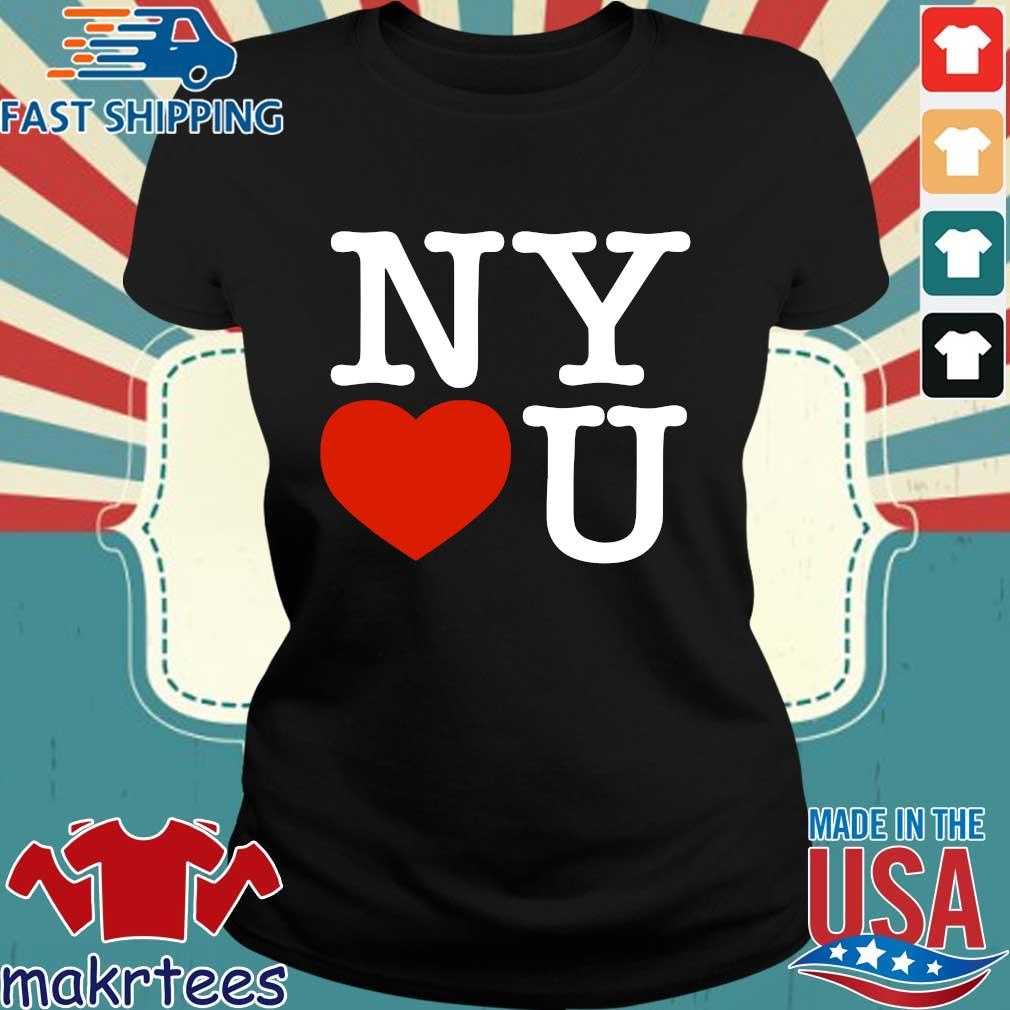 Andrew Cuomo New York Loves You Tee Shirt Ladies den
