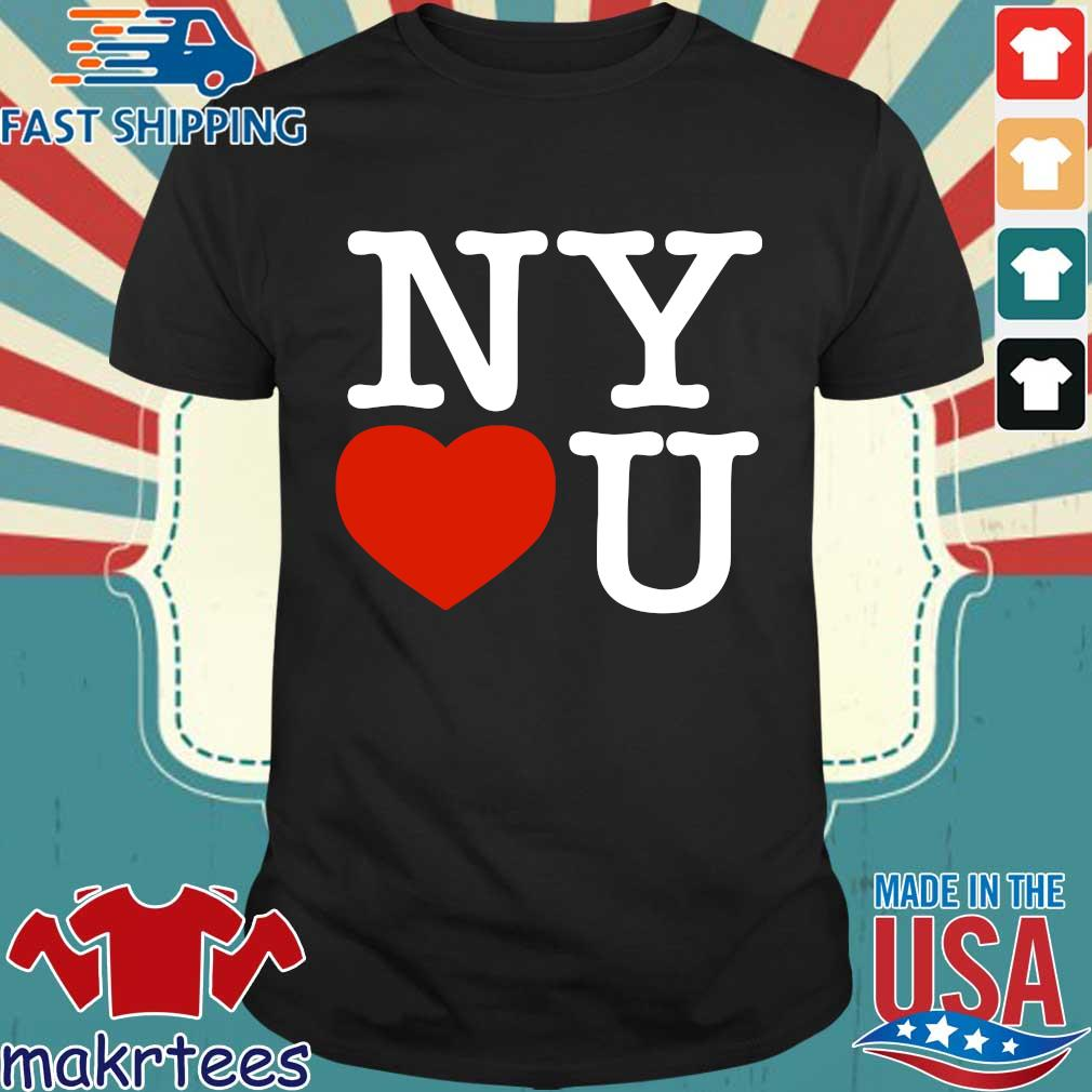 Andrew Cuomo New York Loves You Tee Shirt