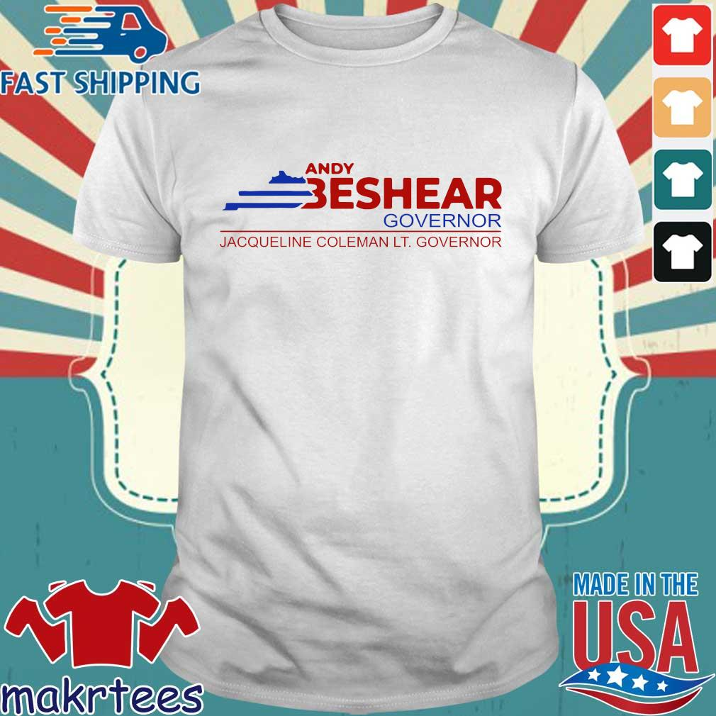 Andy Beshear Governor Shirt
