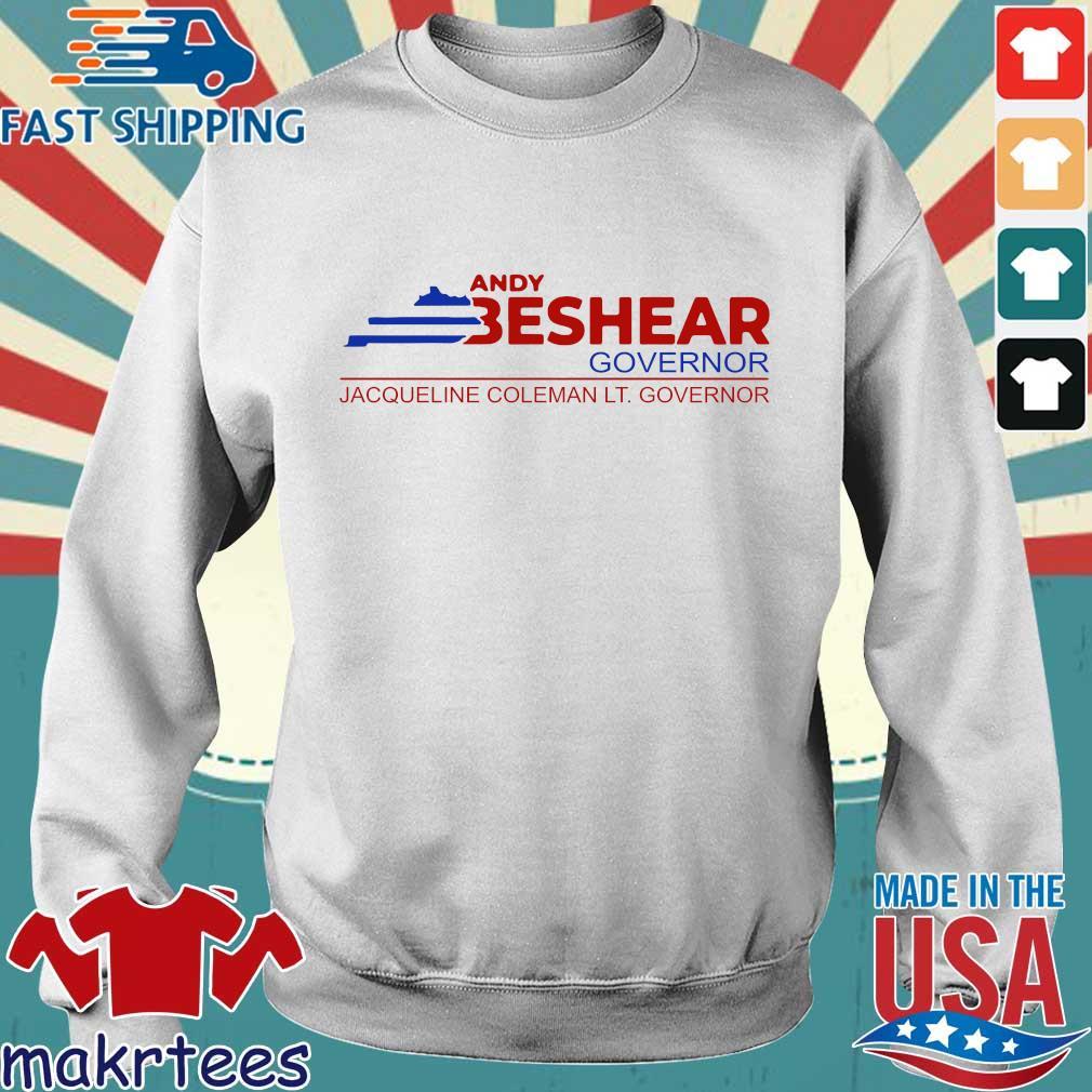 Andy Beshear Governor Shirt Sweater trang