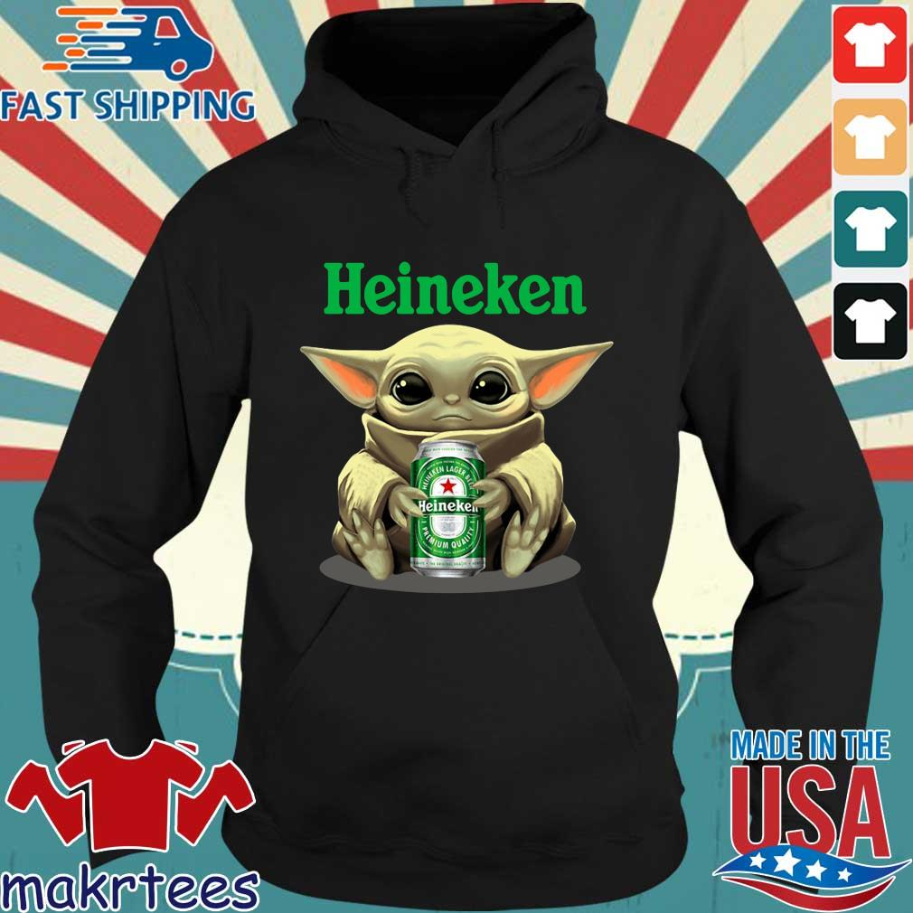 Baby Yoda Hug Heinehen Shirt Hoodie den