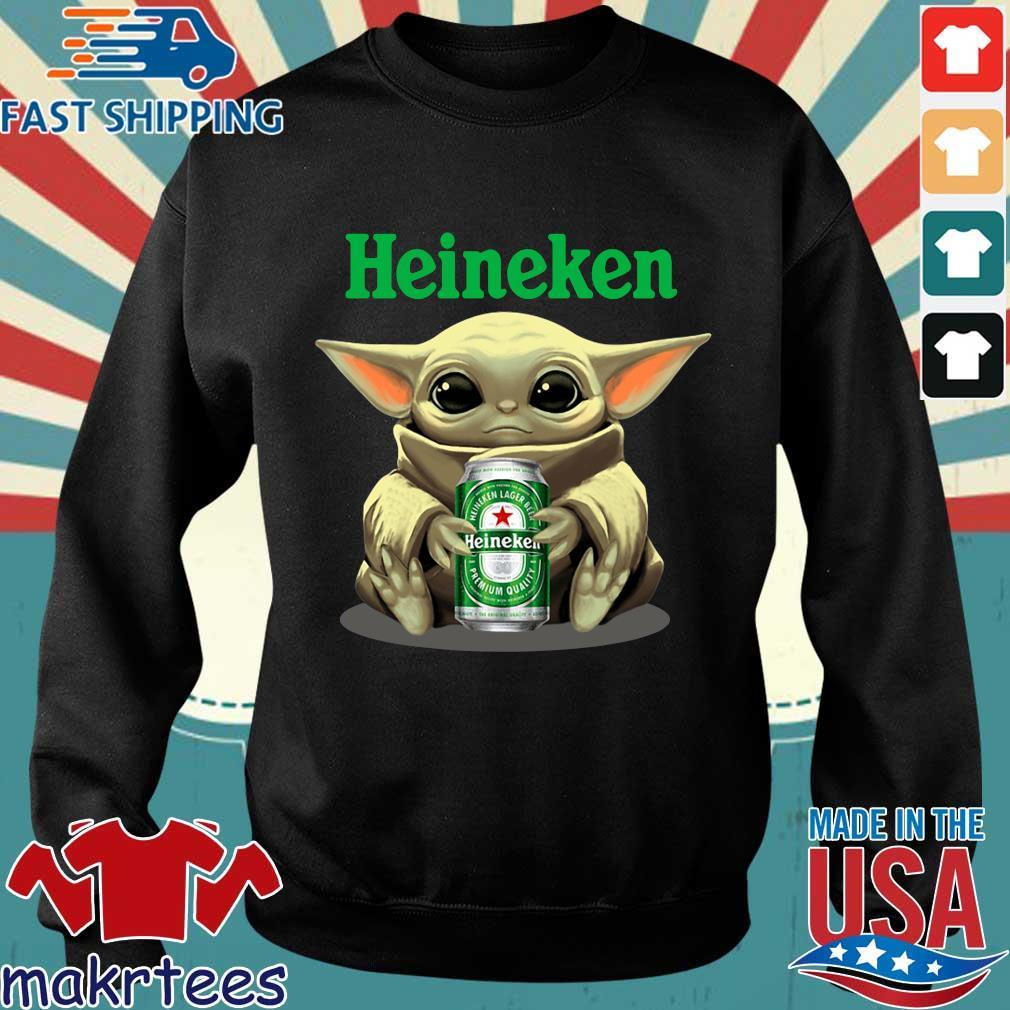Baby Yoda Hug Heinehen Shirt Sweater den