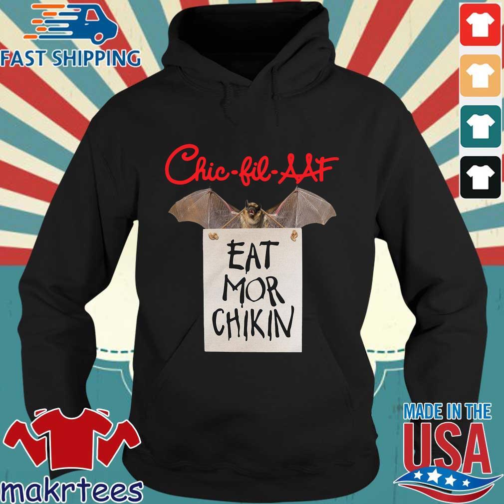 Bat Chick Fil A At Eat Mor Chikin Shirt Hoodie den