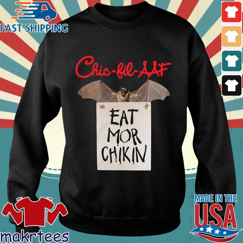 Bat Chick Fil A At Eat Mor Chikin Shirt Sweater den