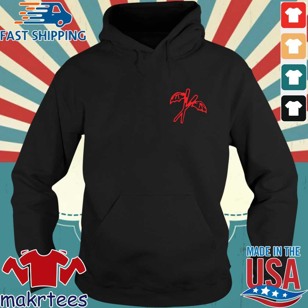 Bat Fried Rice Shirt Hoodie den