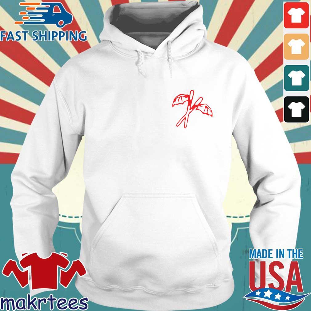Bat Fried Rice Shirt Hoodie trang