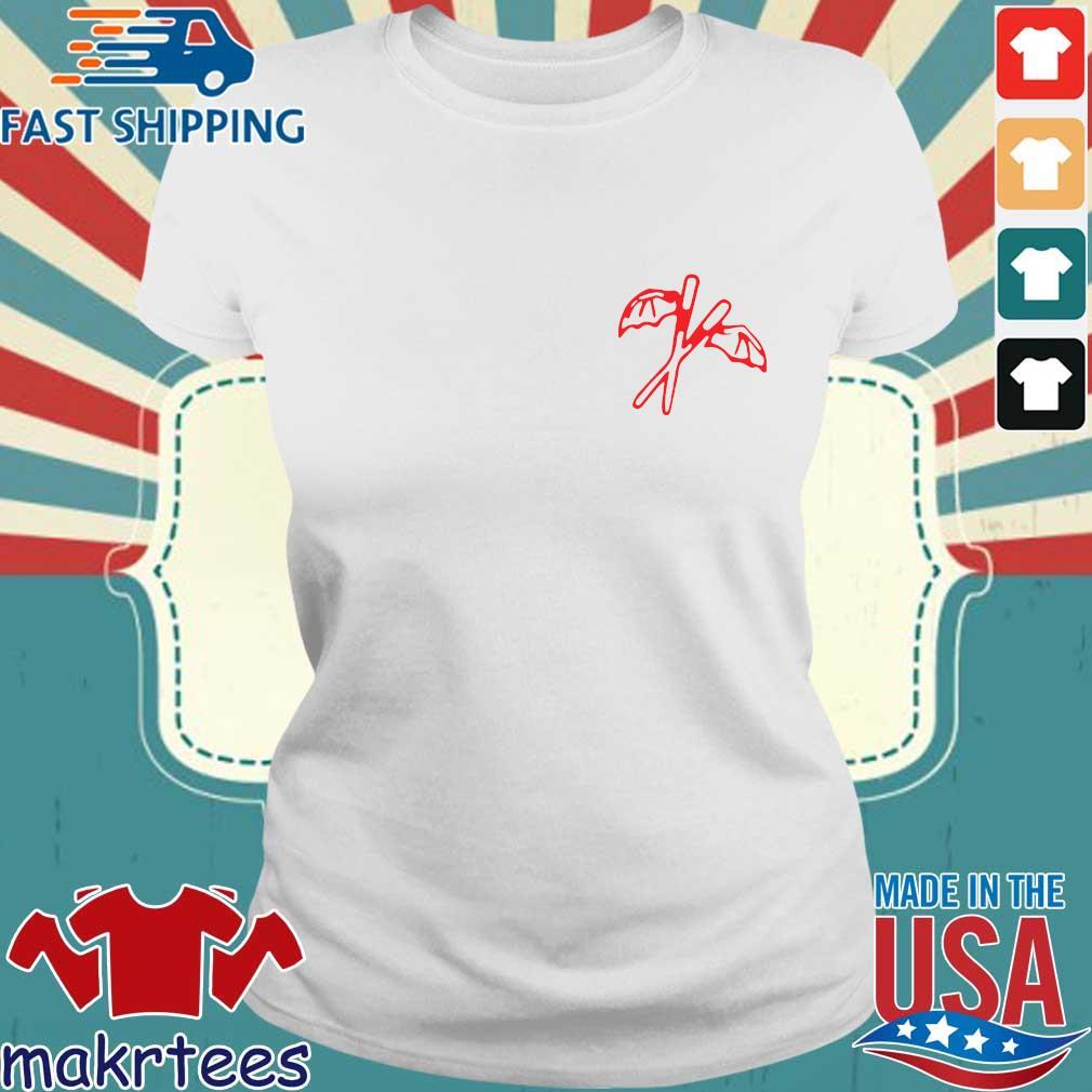 Bat Fried Rice Shirt Ladies trang