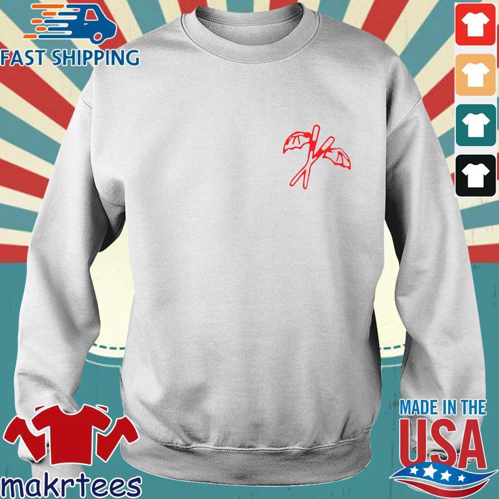 Bat Fried Rice Shirt Sweater trang