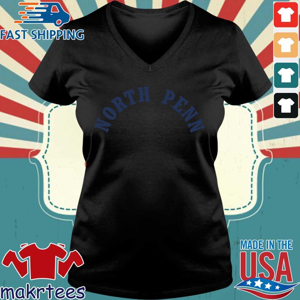 Ben Platt North Penn Shirt Ladies V-neck den