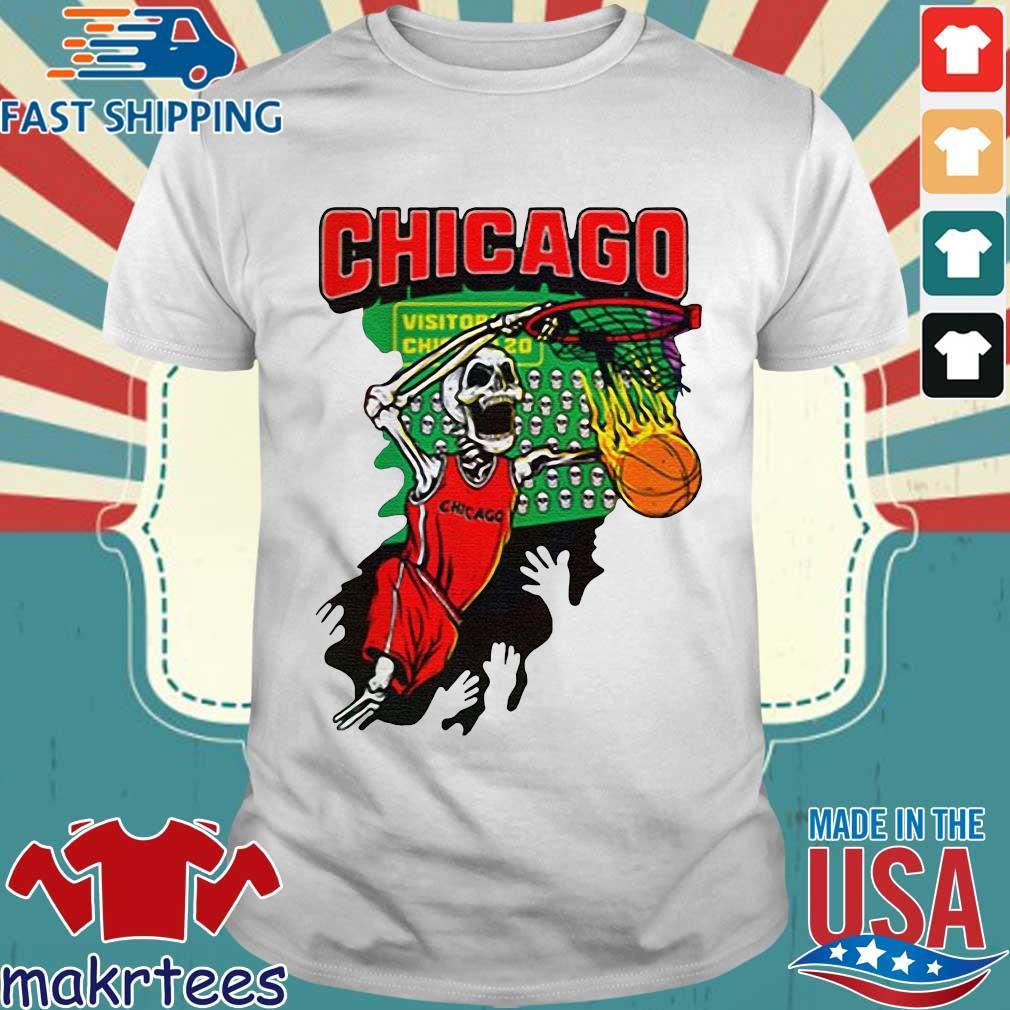 Chicago Tie-dye Basketball 2020 T-shirt