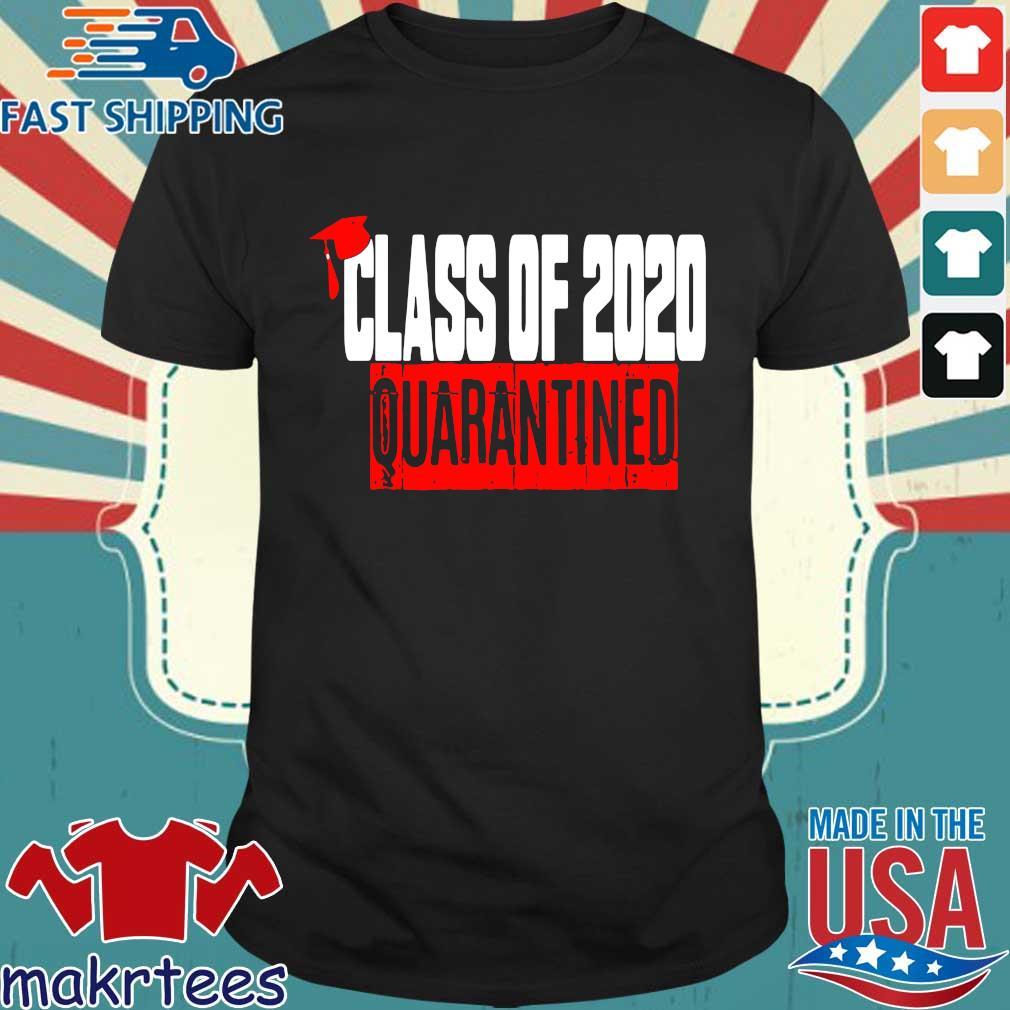 Class of 2020 Graduating Class in Quarantine Shirts