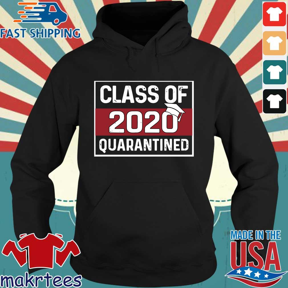 Class Of 2020 Graduating Class In Quarantine Vintage For T-Shirt Hoodie den