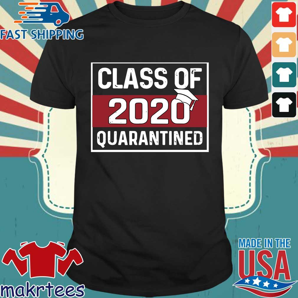 Class Of 2020 Graduating Class In Quarantine Vintage For T-Shirt