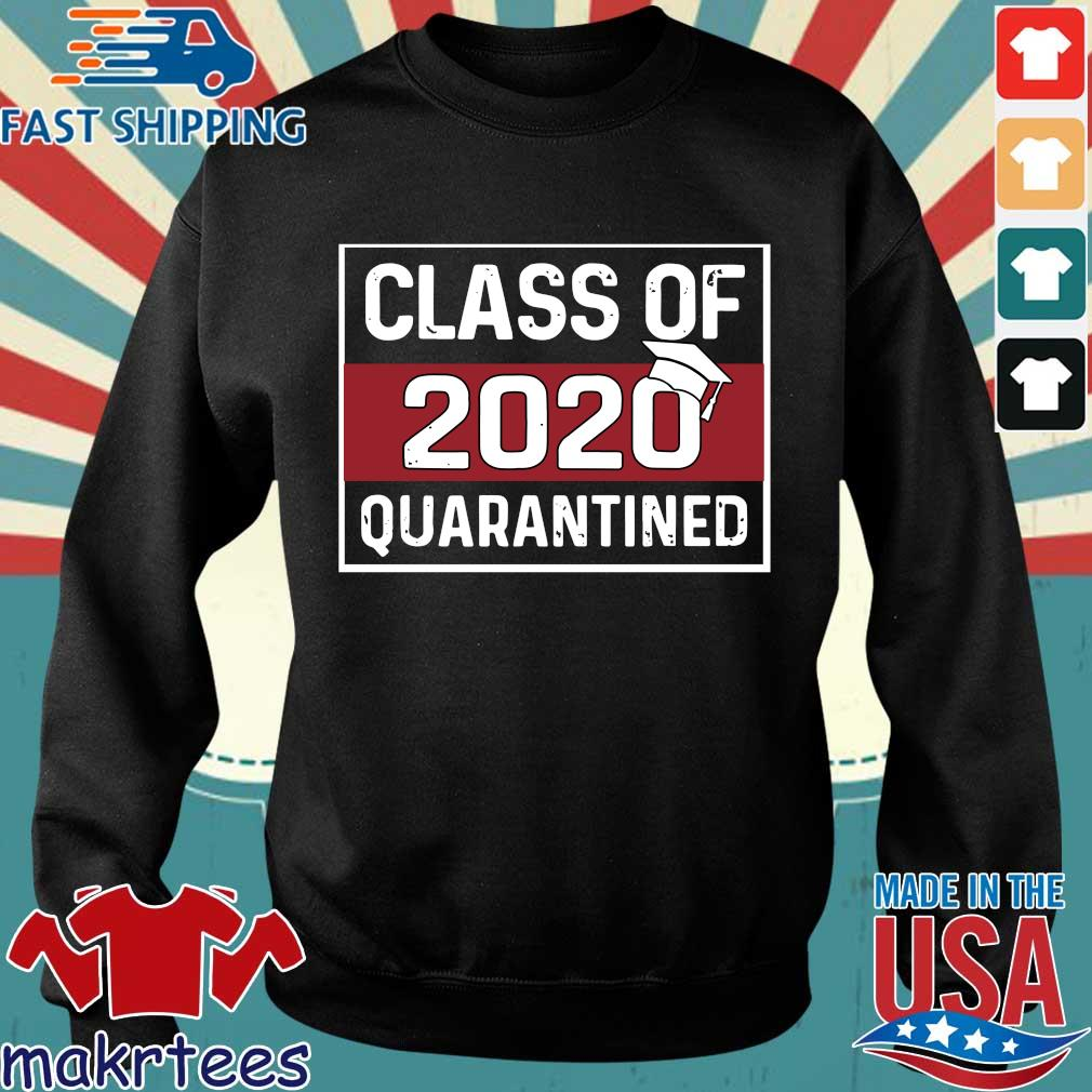 Class Of 2020 Graduating Class In Quarantine Vintage For T-Shirt Sweater den