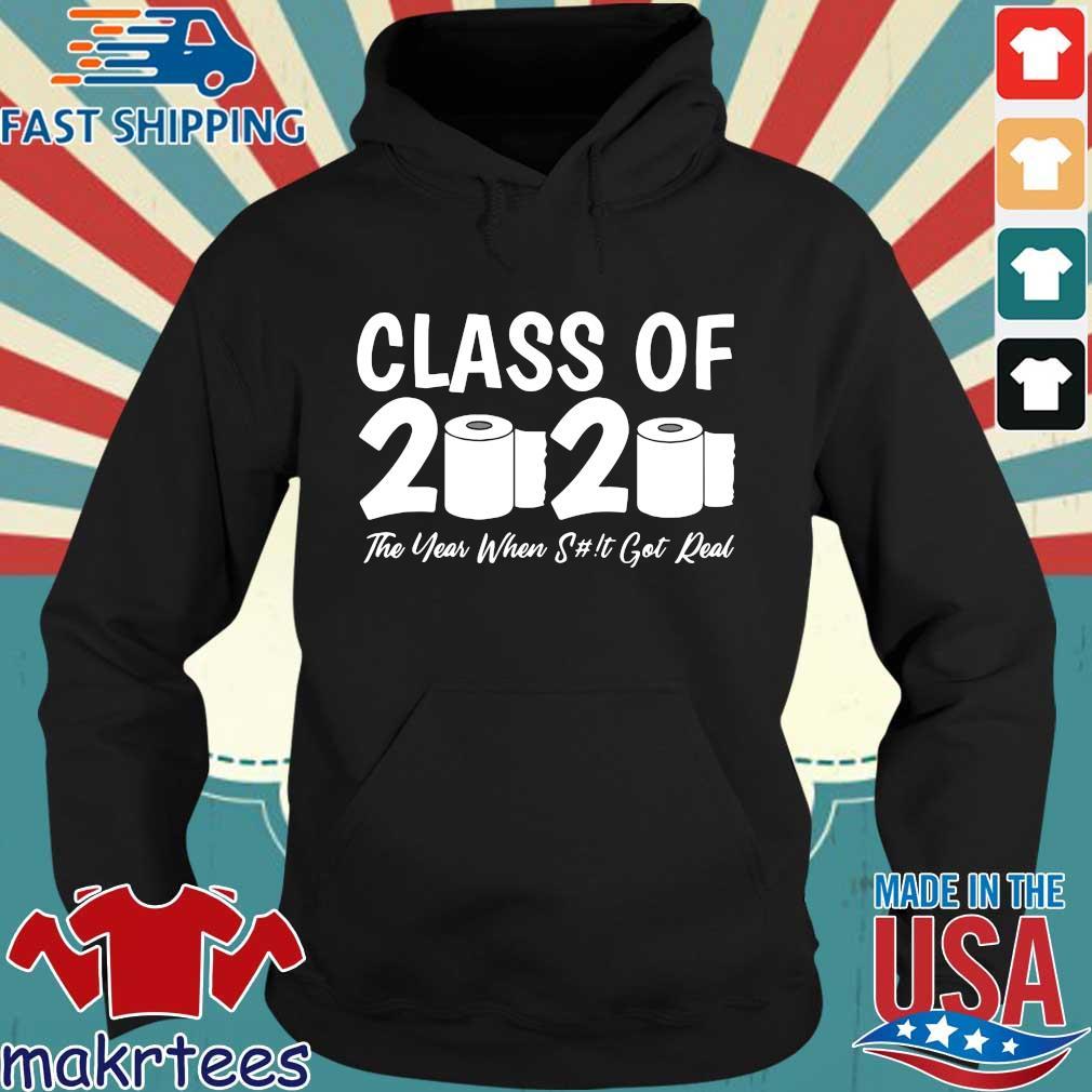 Class Of 2020 Graduation Senior Virus Flu Toilet Paper T-Shirts Hoodie den