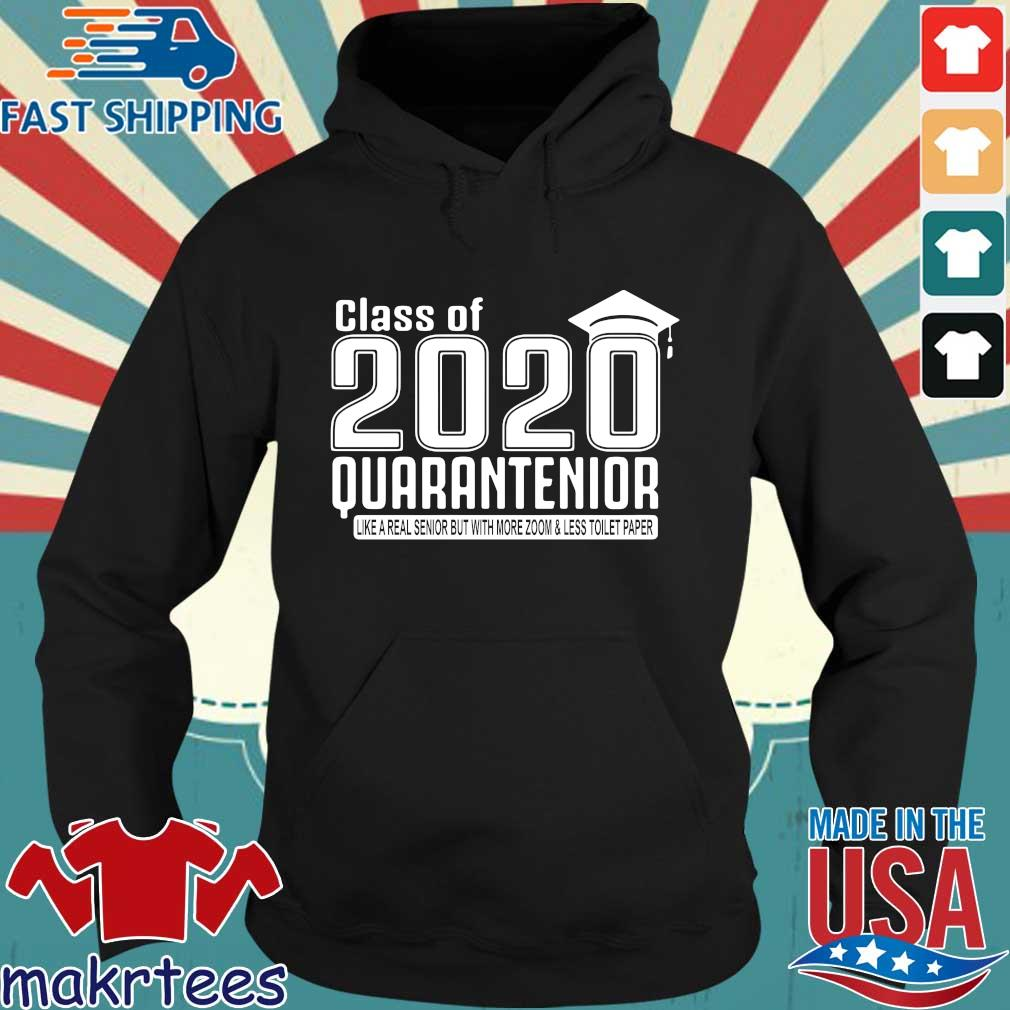 Class Of 2020 Quarantenior Graduate Shirt Hoodie den