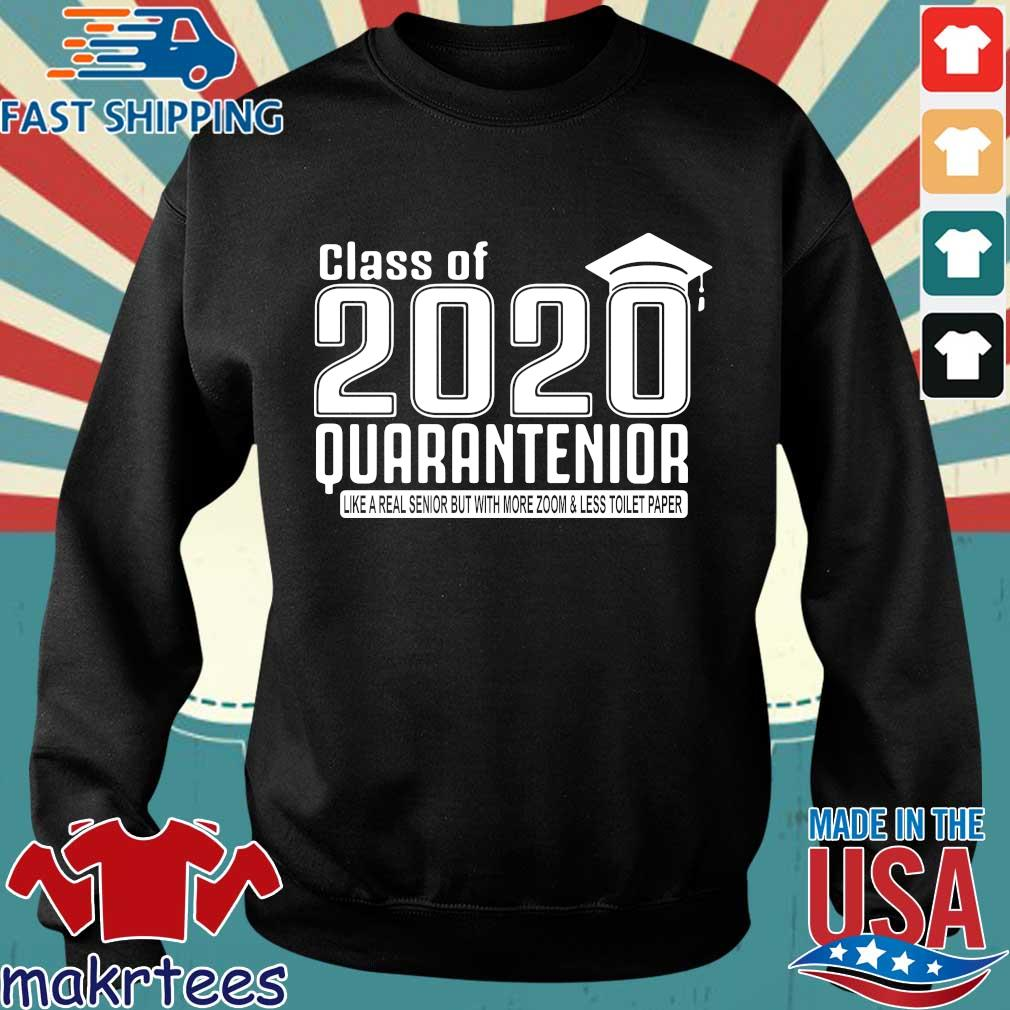 Class Of 2020 Quarantenior Graduate Shirt Sweater den