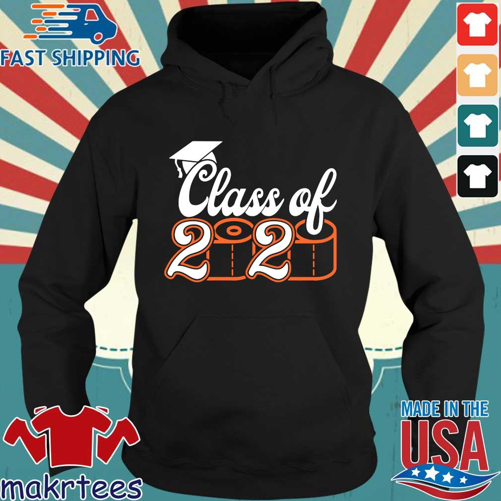 Class Of 2020 Quarantined – Class of 2020 Toilet Paper Tee Shirt Hoodie den