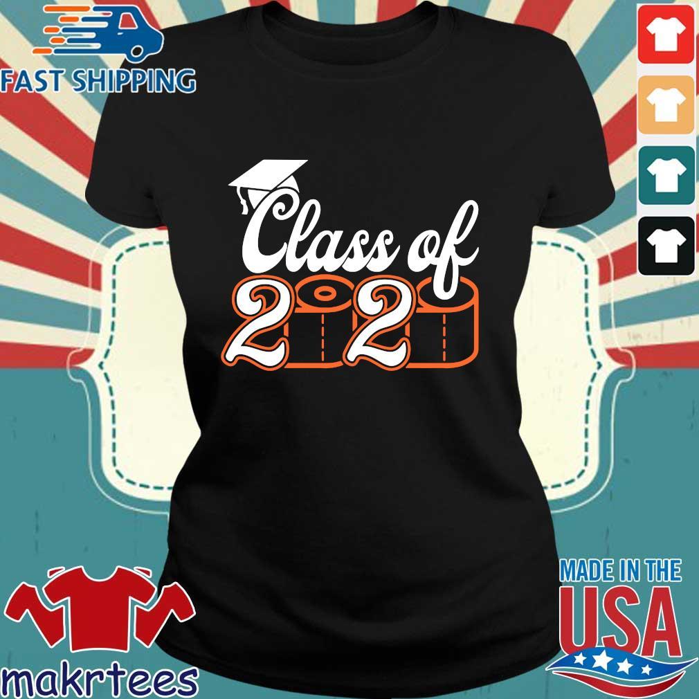 Class Of 2020 Quarantined – Class of 2020 Toilet Paper Tee Shirt Ladies den