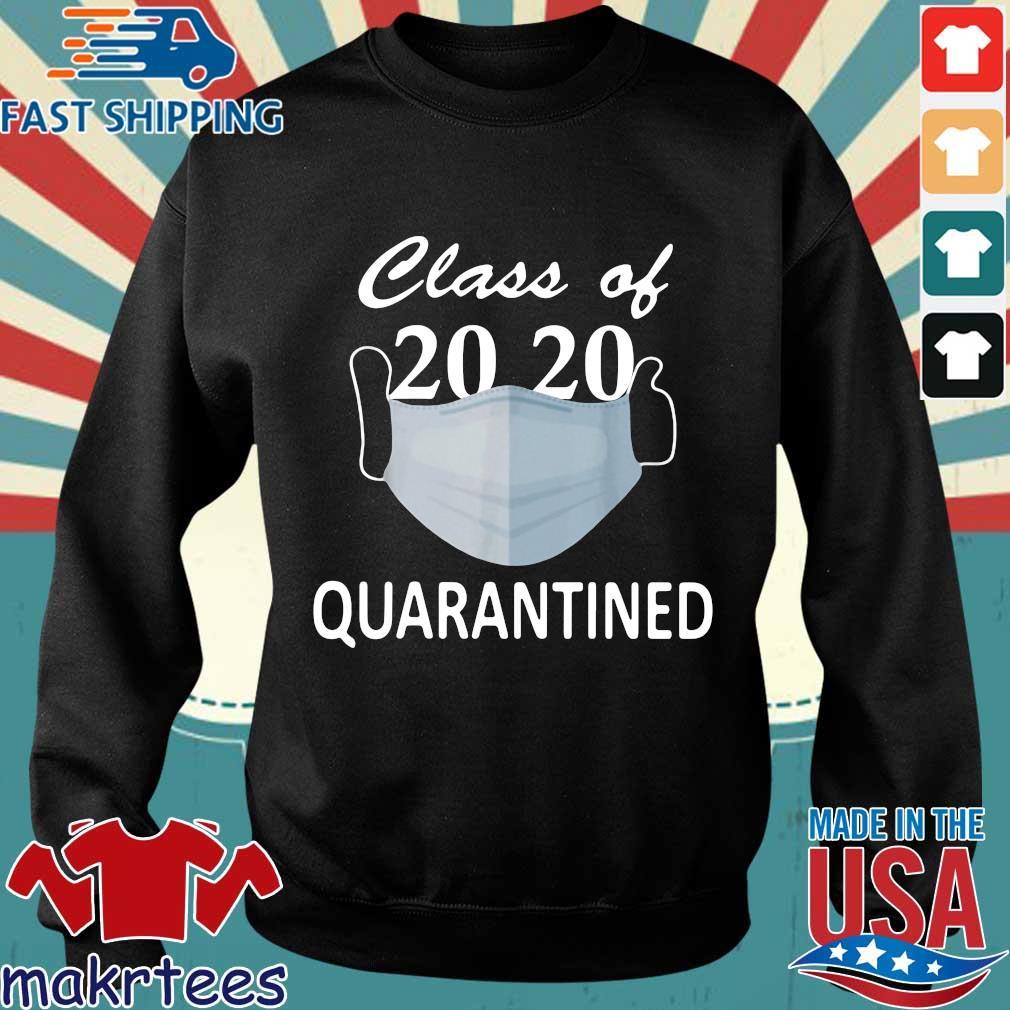Class Of 2020 Quarantined Mask Shirt Sweater den