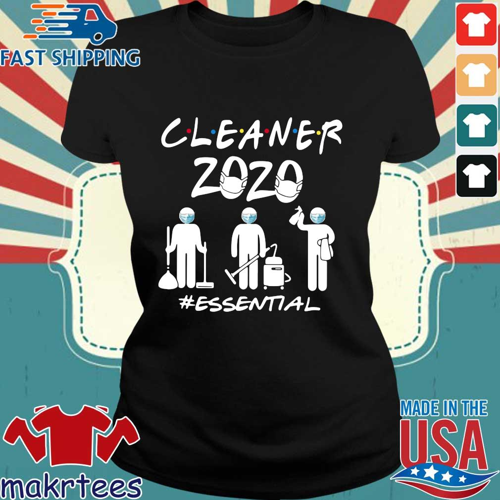 Cleaner 2020 Essential Shirts Ladies den