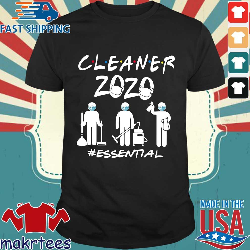 Cleaner 2020 Essential Shirts
