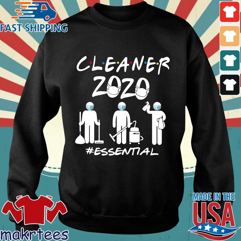 Cleaner 2020 Essential Shirts Sweater den