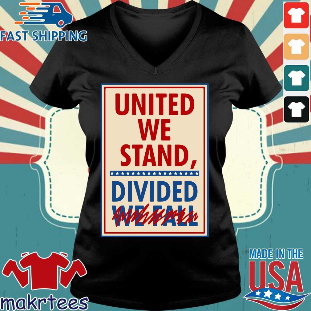 Colbertlateshow Com Shirt T-Shirt Ladies V-neck den