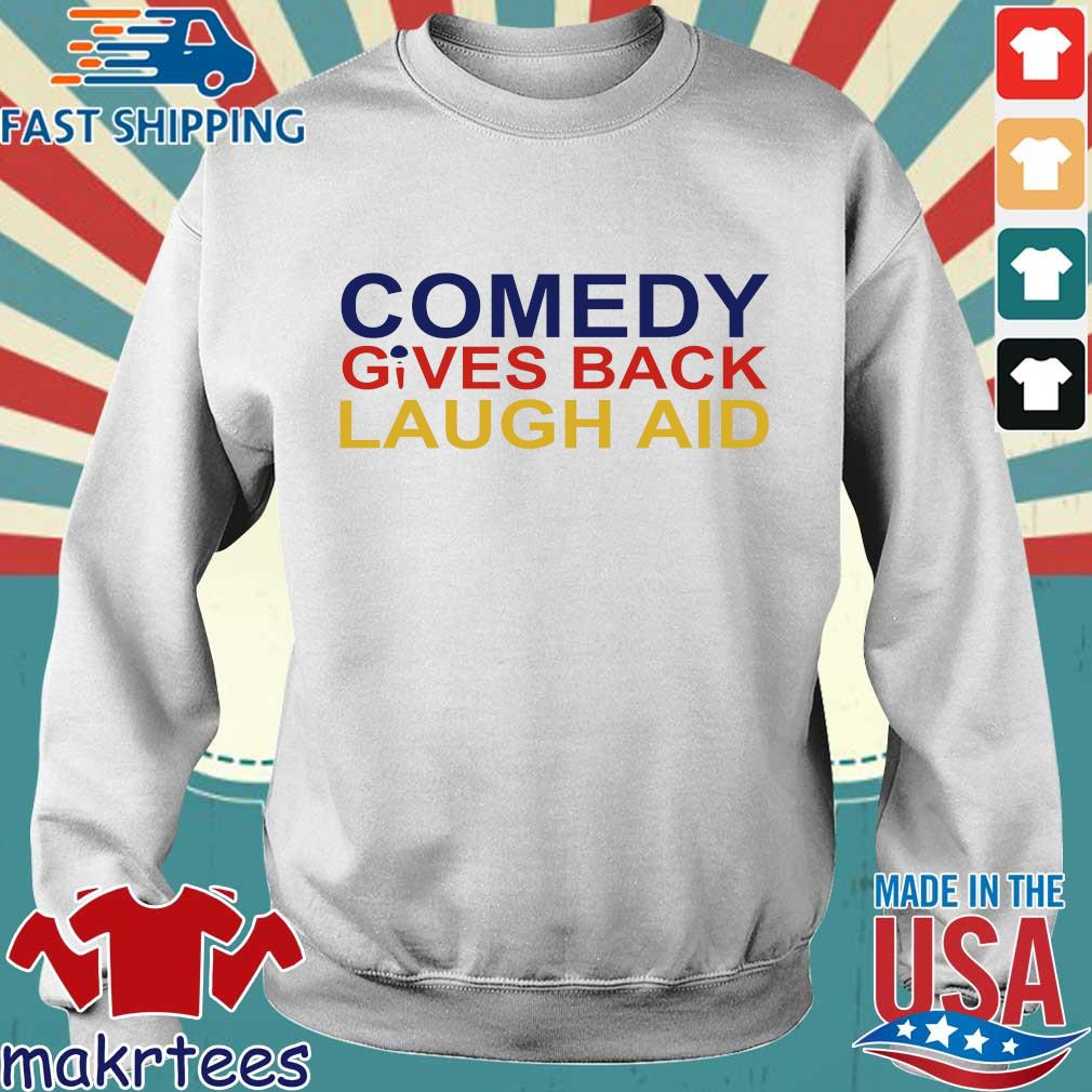 Comedy Gives Back Laugh Aid 2020 T-s Sweater trang