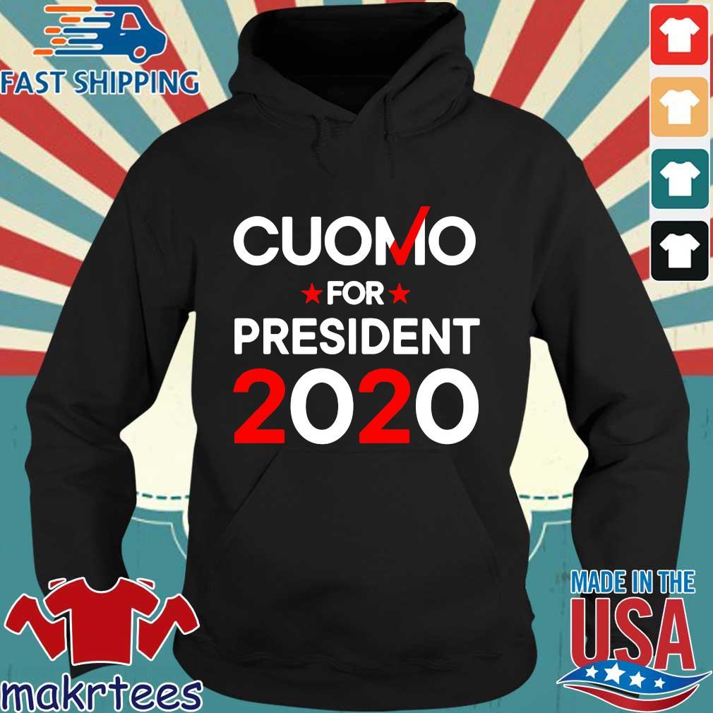Cuomo For President 2020 Shirt Hoodie den