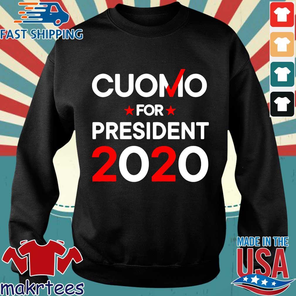 Cuomo For President 2020 Shirt Sweater den