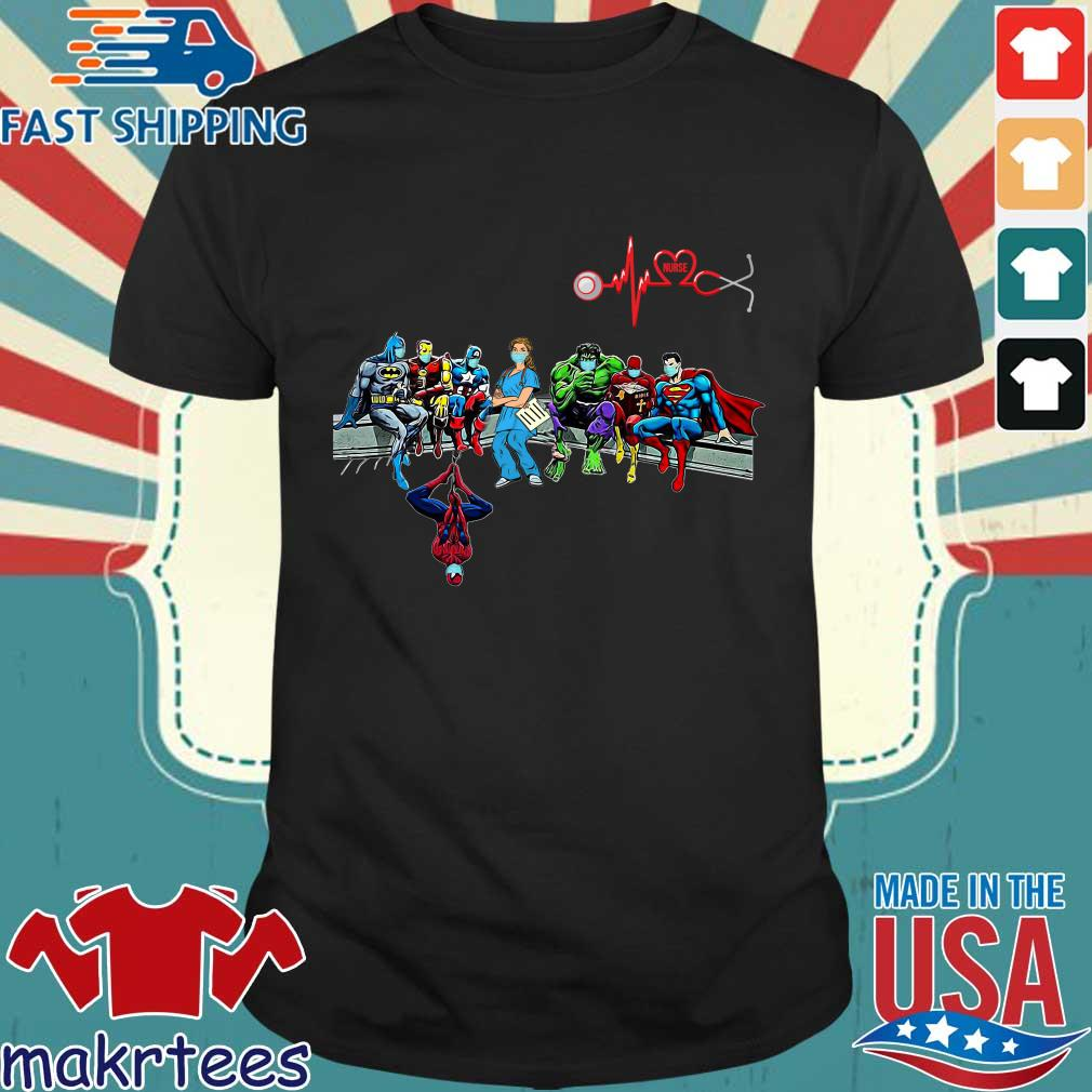 Doctor And Superheroes Nurse Healthcare Worker 2020 Shirts