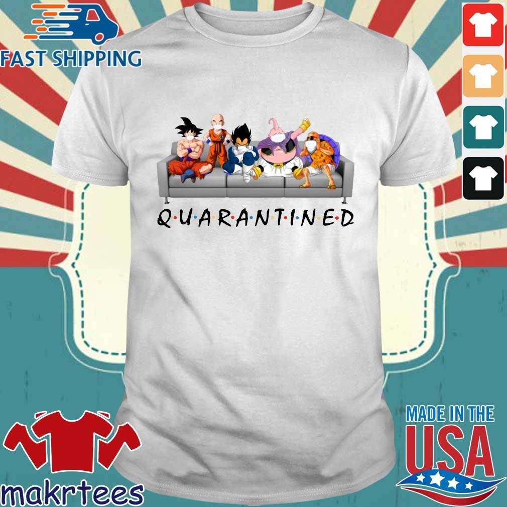 Dragon Ball Quarantined Shirt