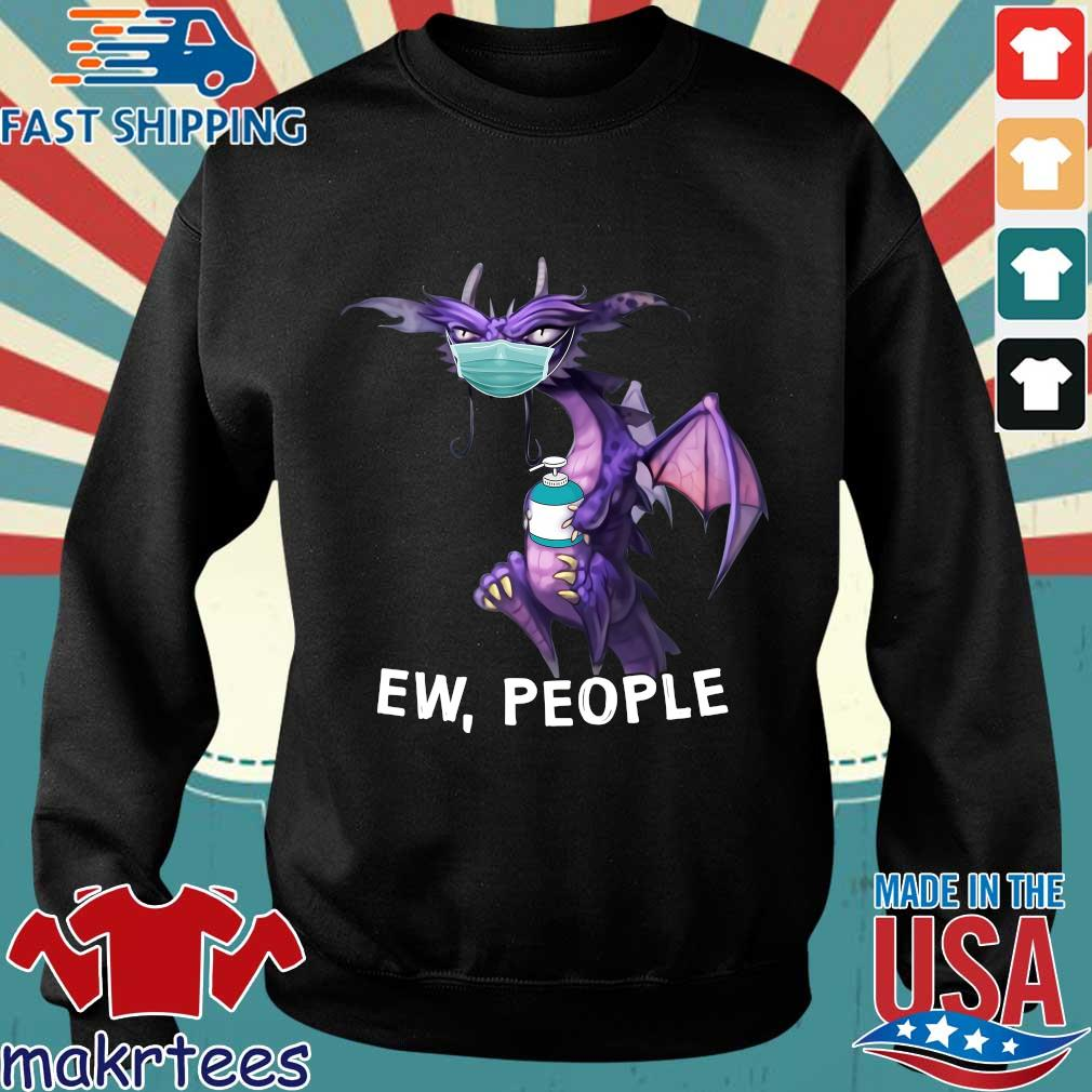 Dragon Face Mask Ew People Shirt Sweater den
