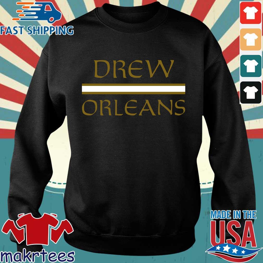 Drew Orleans – Tom Brady Drew Brees Shirt Sweater den
