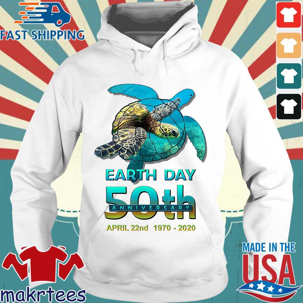 Earth Day 50th Anniversary April 22nd 1970 2020 Signatures Shirt Hoodie trang