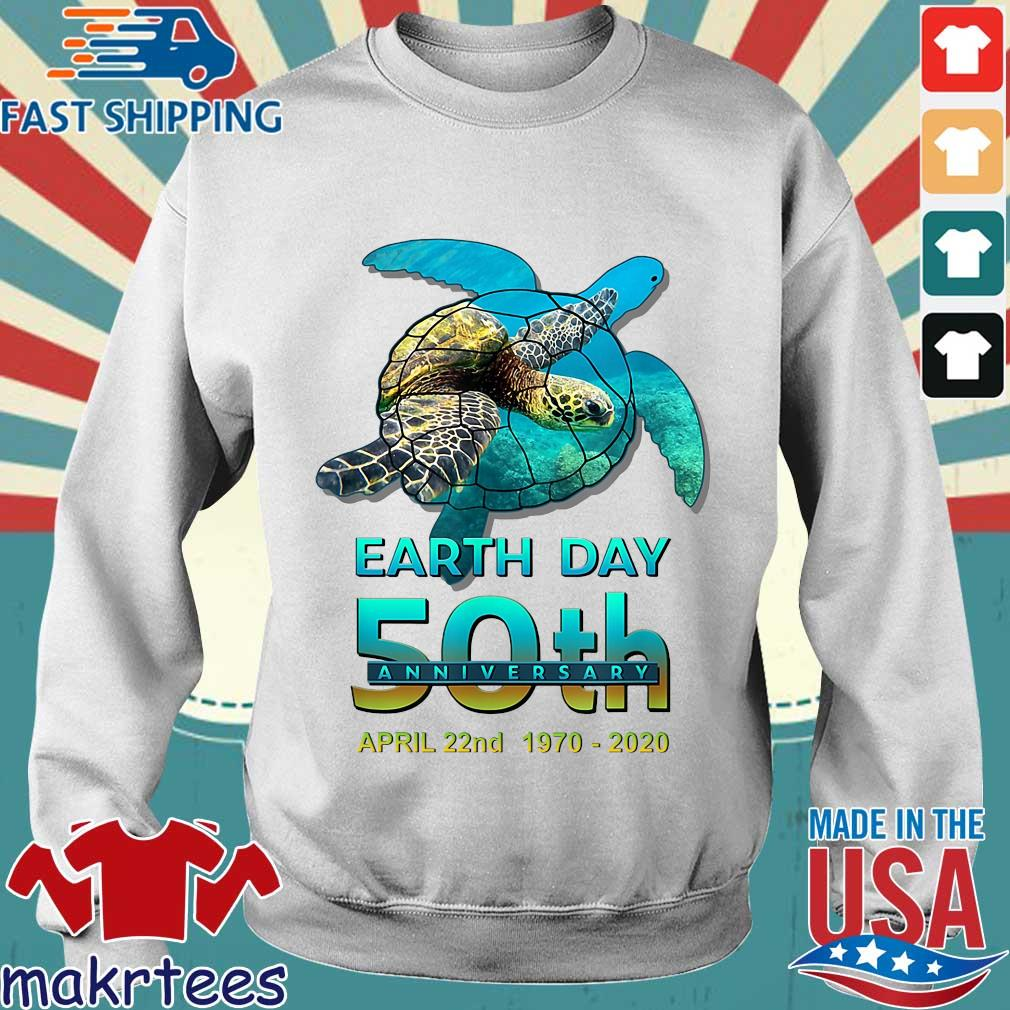 Earth Day 50th Anniversary April 22nd 1970 2020 Signatures Shirt Sweater trang