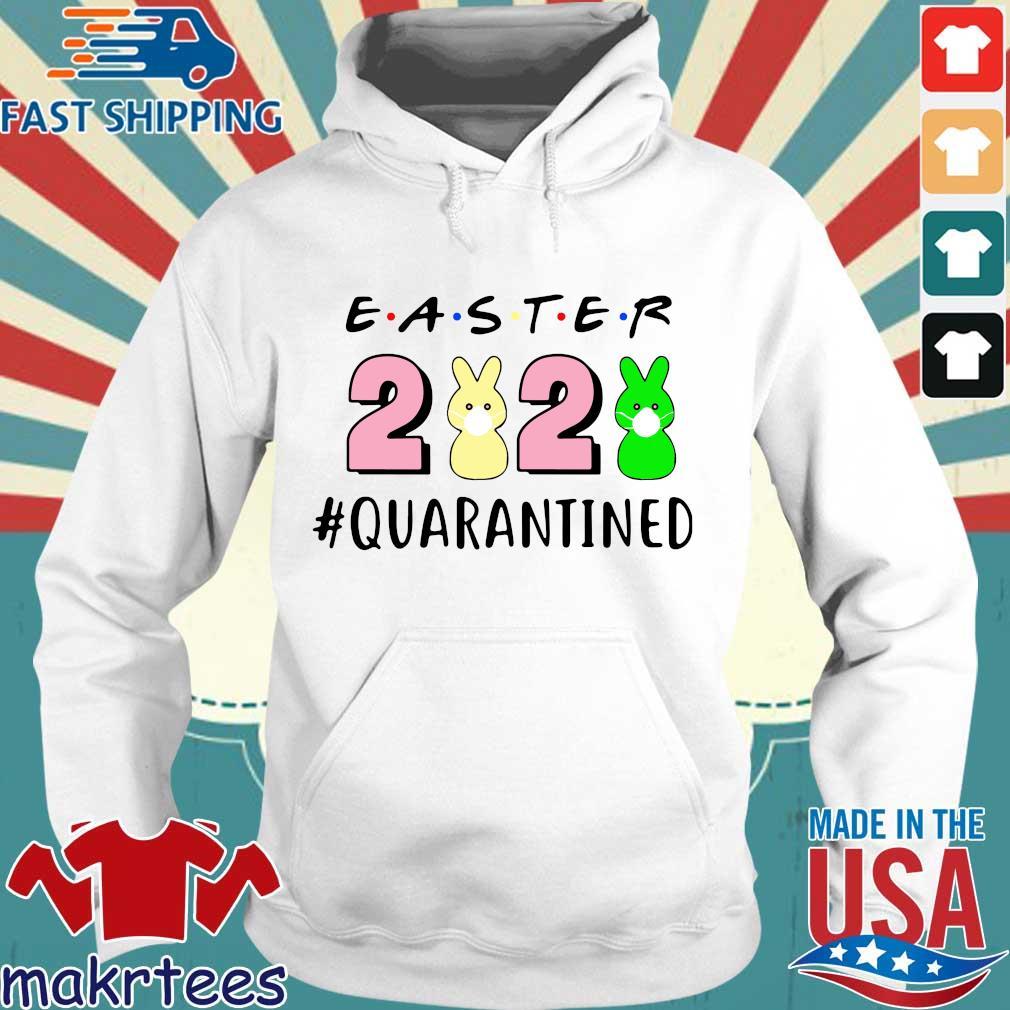 Easter 2020 Quarantined Shirt Hoodie trang