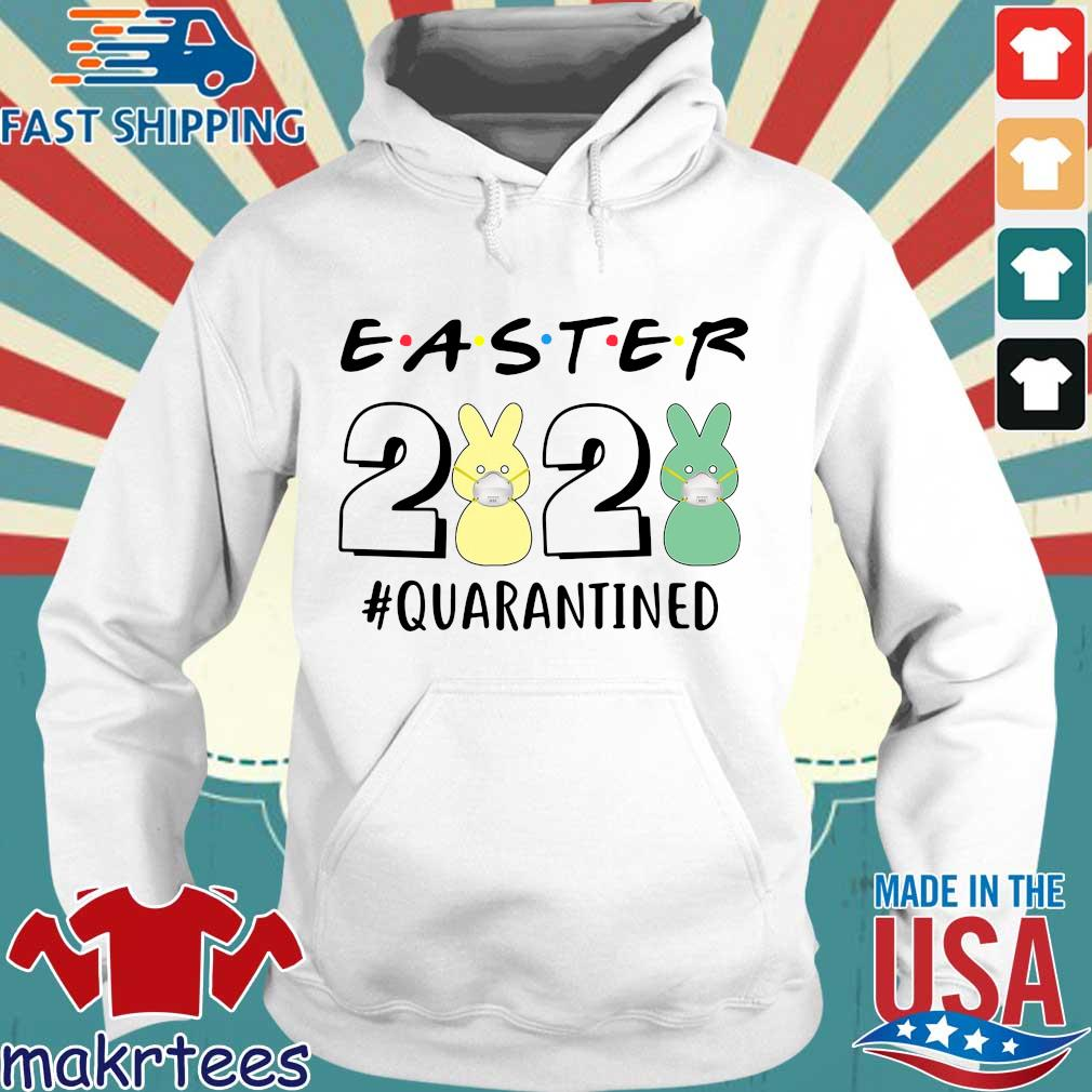 Easter 2020 #quarantined Shirt Hoodie trang