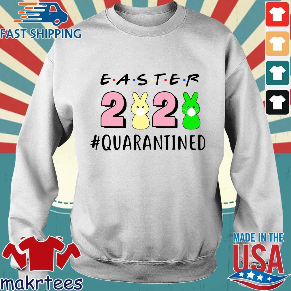 Easter 2020 Quarantined Shirt Sweater trang