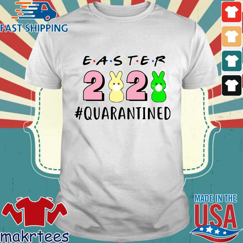 Easter 2020 Quarantined Tee Shirts