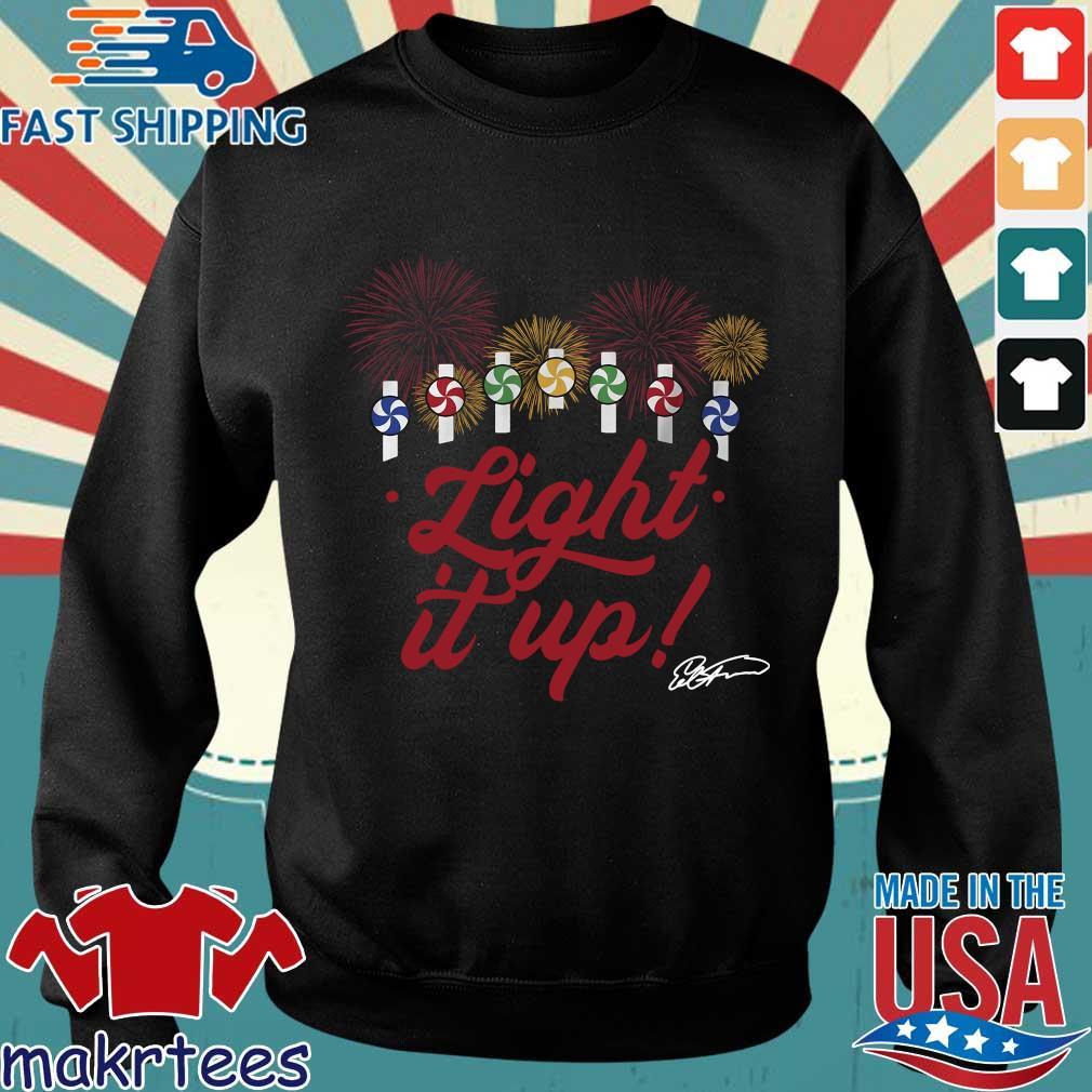 Ed Farmer Light It Up Chicago Shirt Sweater den