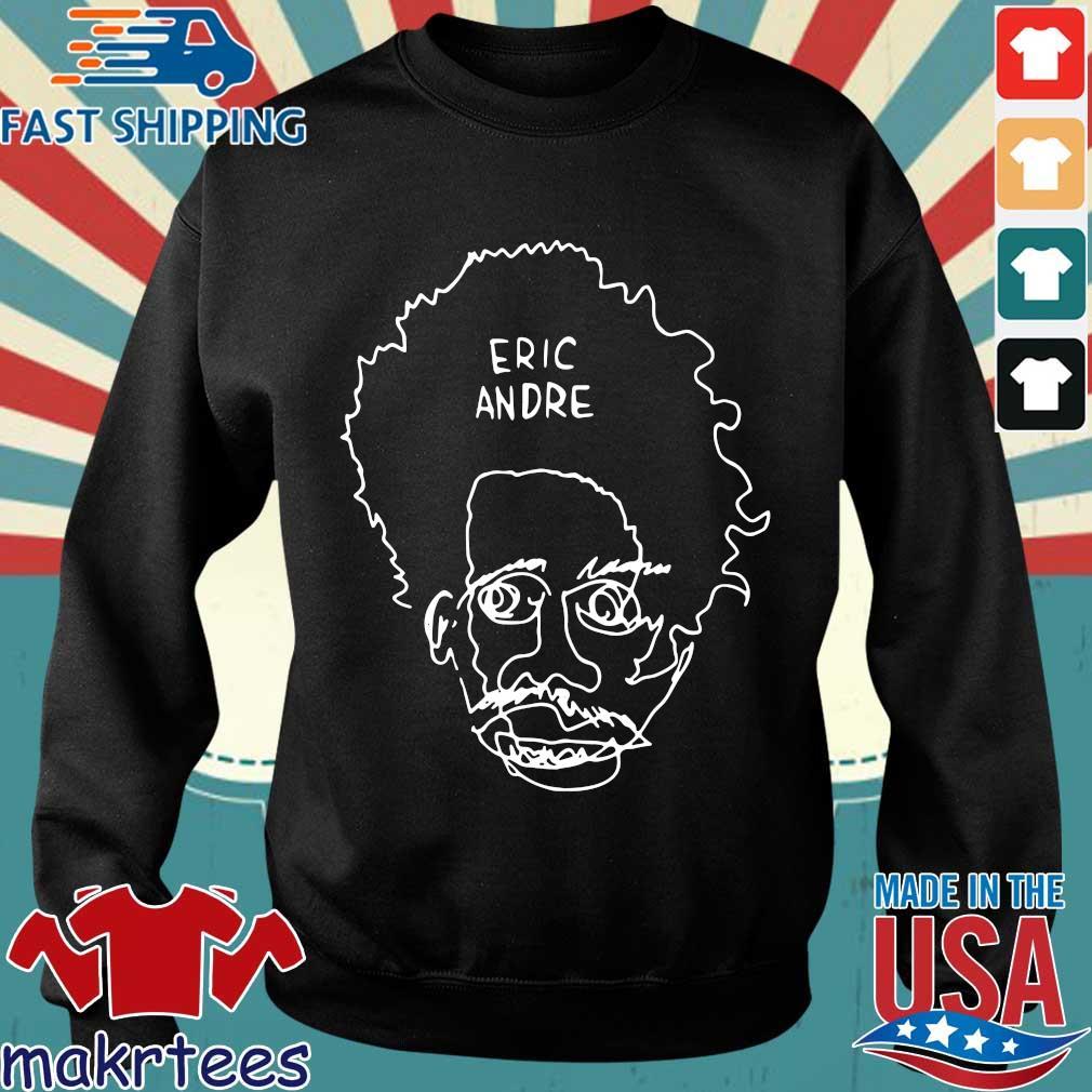 Eric Andre Merch Blind Contour Shirt Sweater den