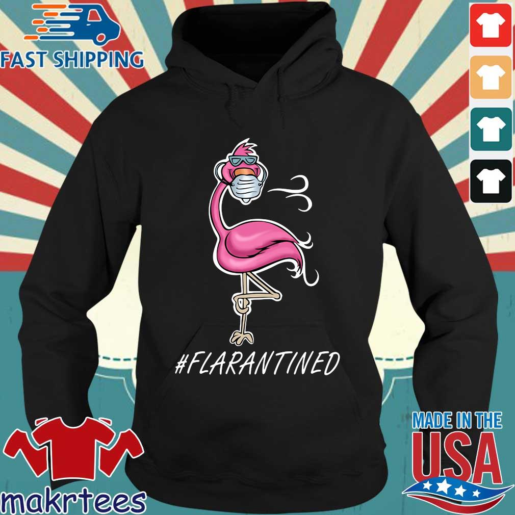 Flamingo Face Mask #flarantined Shirt Hoodie den