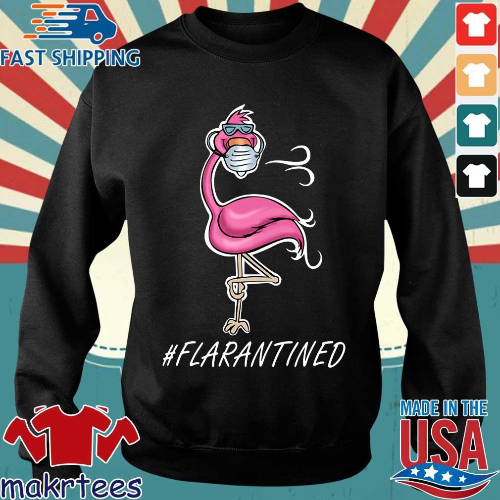Flamingo Face Mask #flarantined Shirt Sweater den