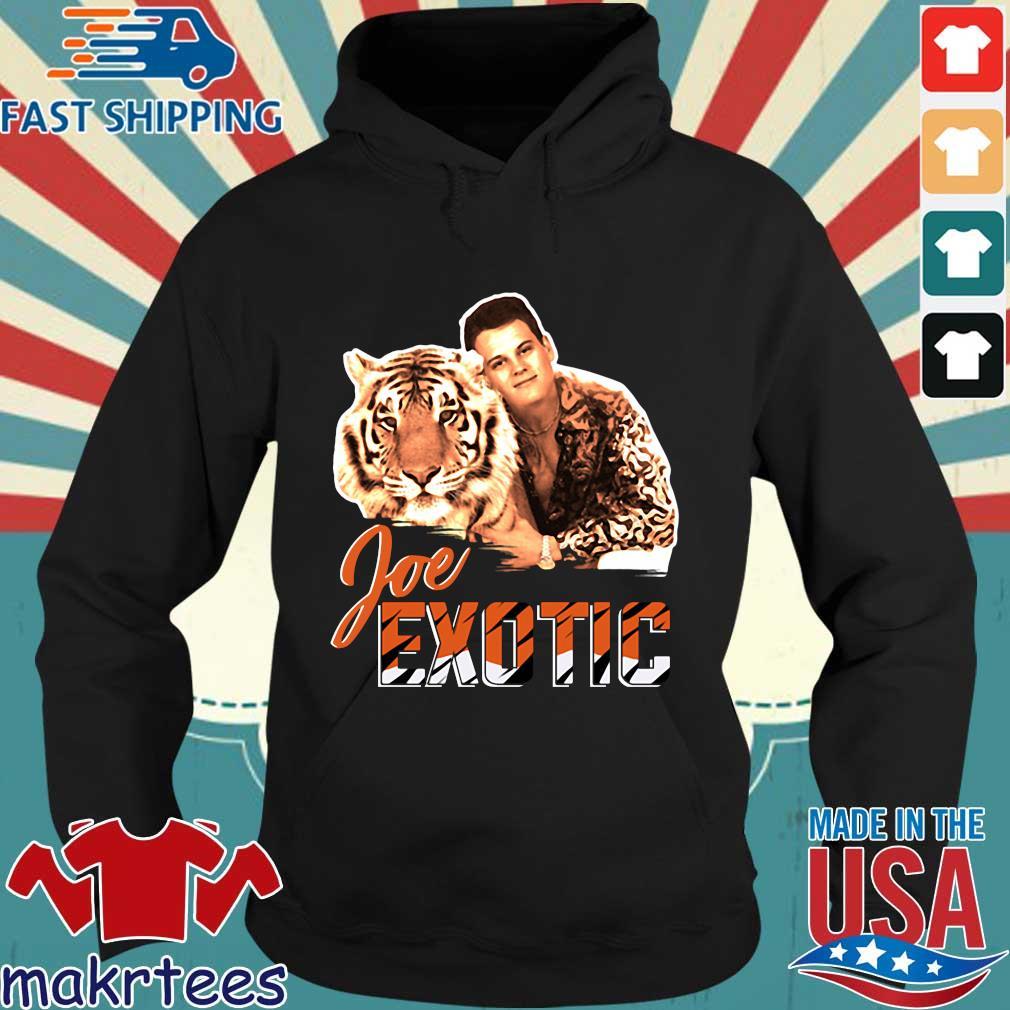 Free Joe Exotic The Tiger King Shirt Hoodie den