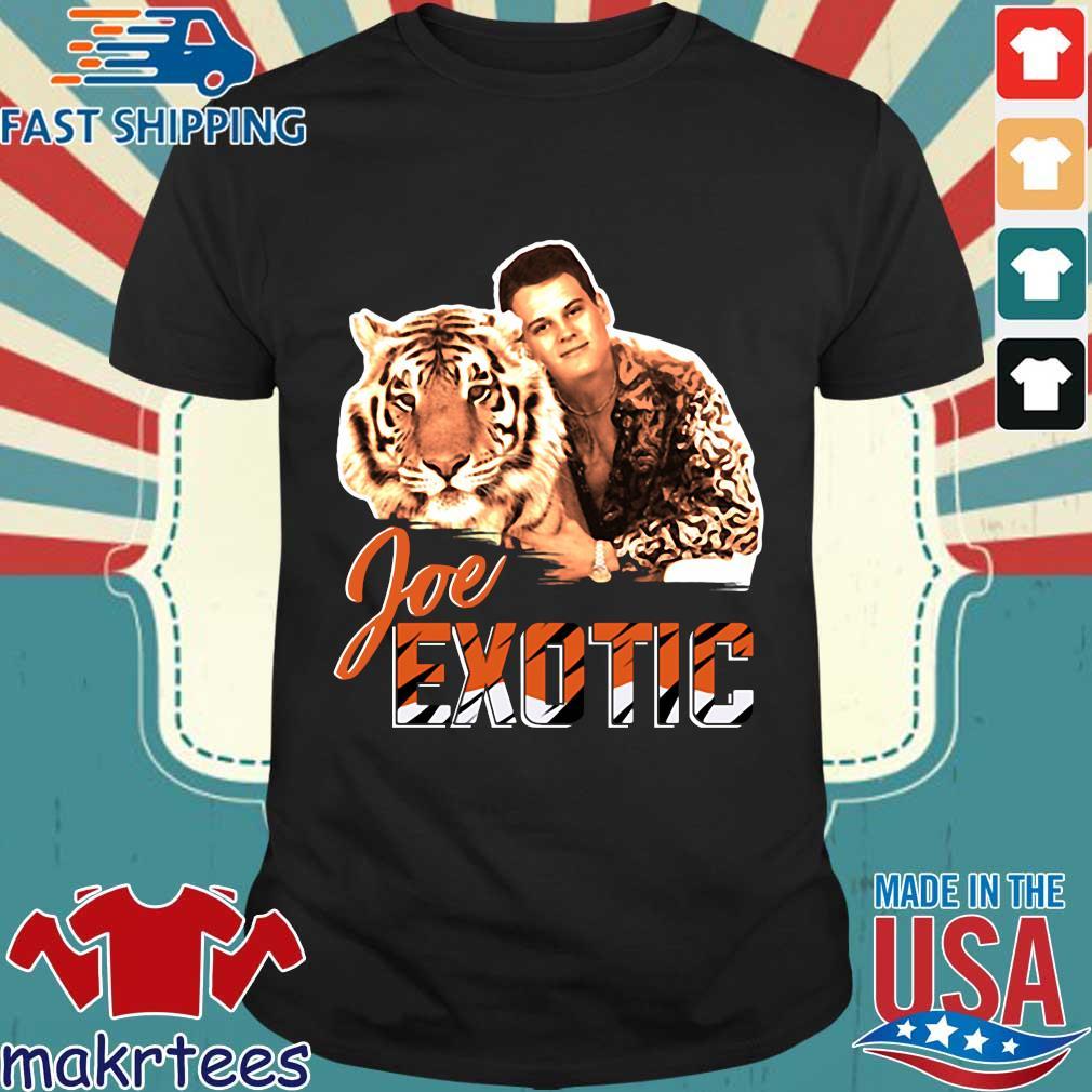 Free Joe Exotic The Tiger King Shirt