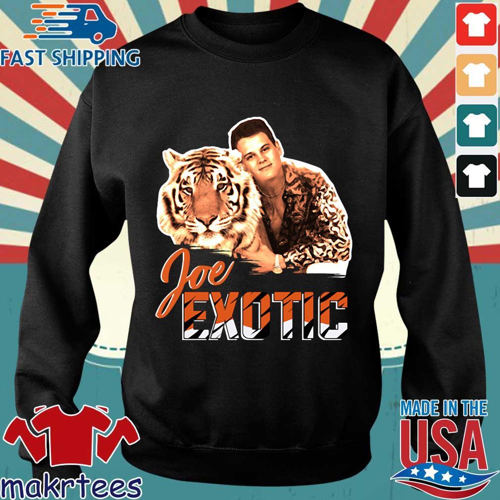 Free Joe Exotic The Tiger King Shirt Sweater den