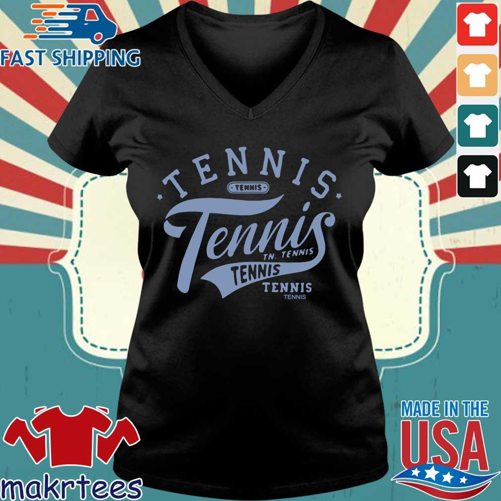 Game Grumps Tennis Official Shirt Ladies V-neck den