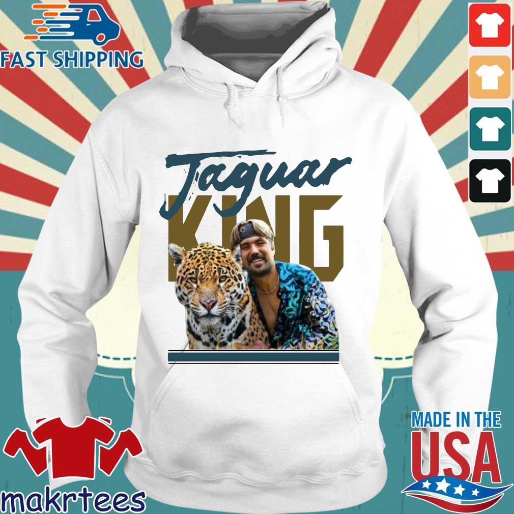 Gardner Minshew Jaguar King Shirt Hoodie trang